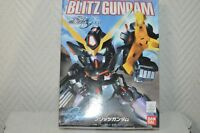 FIGURINE MAQUETTE BLITZ GUNDAM  GENERATION SEED  BANDAI MOBILE SUIT MODEL KIT 47