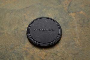 Genuine Olympus 43mm Push-On Front Lens Cap PEN F FT FV  (#2765)