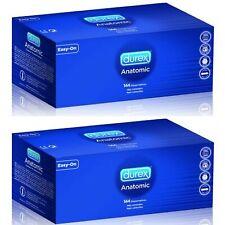 288 Preservativi Durex Easy On Anatomic Jeans Anatomici 2 Confezioni