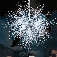 US Modern Dandelion Chandelier LED Firework Pendant Ceiling Light Lamp Decor
