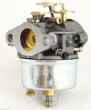 Carburetor Toro Craftsman Tecumseh Sears YardMachines MTD Snowblower Adjustable