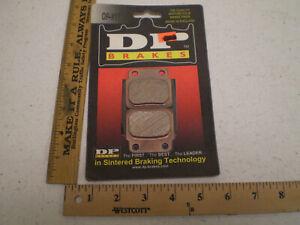 DP REAR STANDARD SINTERED METAL BRAKE PADS ARCTIC CAT DVX 400 DP-817 (724)