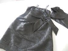 Fabulous sparkling dressy  black dress & bolero from Autograph at M&S  size 14
