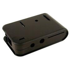 Raspberry Pi Case Hammond High Quality ABS Enclosures BLACK