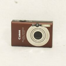 Canon PowerShot SD1100 IS Digital Camera Brown 2511B001 Only Camera Mode PARTS