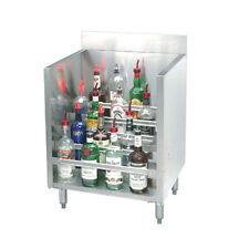 "Advance Tabco Crlr-18 18"" Liquor Bottle Display Unit"