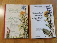 Maria Treben: Gesundheit aus der Apotheke Gottes, 2 Bücher