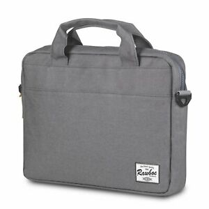 Rawboe 14 Inch Denim Padded Multi-use Laptop Bag