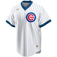 Brand New 2020 Nike Chicago Cubs Home Cooperstown Collection Replica Team Jersey