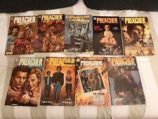 PREACHER vol. 1/9 completa + 3 speciali Magic Press Italia prima edizione