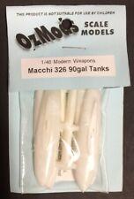 1/48 OzMods Macchi Mb.326h 90 Gallon Wing Tanks