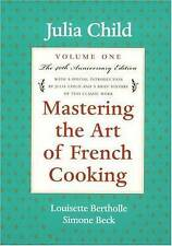 Mastering the Art of French Cooking: Volume 1 by Julia Child (Paperback, 1983)