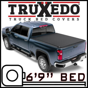 """TruXedo Pro X15 Tonneau Cover for 2020-2021 GMC Sierra 2500 3500 HD 6' 9"""" BED"""