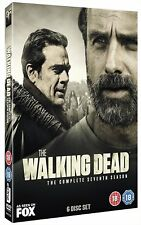 The Walking Dead Complete Season 7 Seventh Brand New & Sealed*Free Delivery