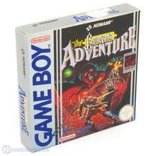 Nintendo GameBoy Spiel - Castlevania 1: The Adventure mit OVP