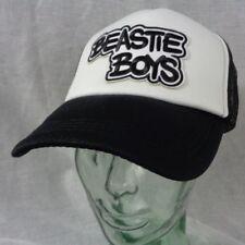 95f6d043a8f1a beastie boys hat trucker cap mesh snapback hip hop rap mca ad rock mike d