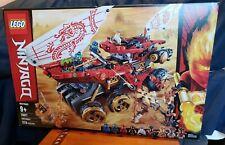 MUST SEE Lego Ninjago 70677- Land Bounty RARE 100% Sealed BRAND NEW
