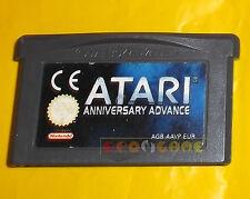 ATARI ANNIVERSARY Asteroids, Centipede..... Game Boy Advance ○ SOLO CARTUCCIA AQ