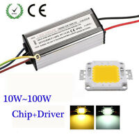 LED Chip Driver Power Supply Adapter SMD Bulbs 10W 20W 30W 50W 100W Waterproof