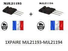 transistor ON SEMICONDUCTOR MJL21193 + MJL21194 Transistor bipolaire