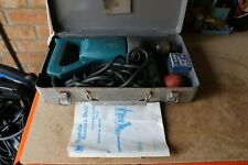 MAKITA Martillo Perforador principal 19MM Modelo 8419B 240V Hd Estuche de Metal en condiciones de en muy buena condición