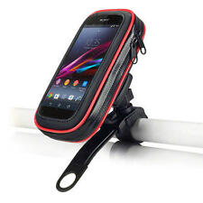 Water-Resistant Bike Holder for Sony Xperia Z1 Compact by Shocksock