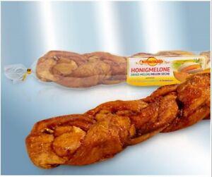 Usbekische Honigmelone Zopf getrocknet Früchte Узбекская дыня Косичка сушеная