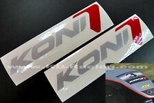 Koni Stickers Decals Shock Suspension Sport FSD Free Shipping x 2