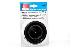 Hilka Rubber Jack Pad Lifting Vehicle Underside Protection 100mm Dia 82998011