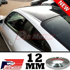 For Toyota Molding Trim Exterior Guard Lower Window Side Door Strip Roof 12mm 3m