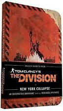 Tom Clancy's The Division: New York Collapse by Alex Irvine, Ubisoft Entertainment (Paperback, 2016)