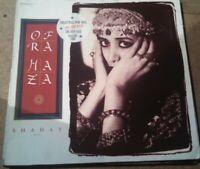 Ofra Haza - Shaday UK & Europe LP 1988 + Innerbag '
