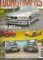 YOUNGTIMERS 25 BMW M3 E36 LOTUS ELISE S1 HONDA CIVIC CRX 1.6i-16 JAGUAR XJ40