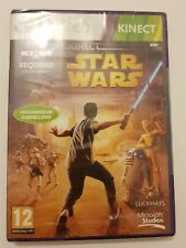 Pal version Microsoft Xbox 360 Star Wars Kinect