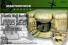 CD 7011 1/35th scale Loungues Battery Atlantic Wall bunker
