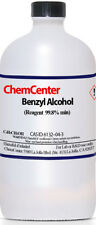 Benzyl Alcohol, High purity, 99.8 min.%, 100 ml
