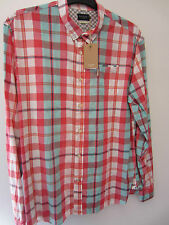 """Paul Smith CHECK SHIRT CLASSIC FIT Size M Pit to Pit 21.5"""""""