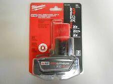 NEW Milwaukee 48-11-2440 M12 RedLithium XC 4.0 Battery [Retail Package] Real