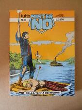 TUTTO MISTER NO n°43 [G611] BUONO