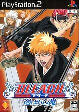 Used PS2 Bleach: Selected Soul Japan Import (Free Shipping)