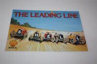 Conchiglia Targa di Latta The Leading Linea - Lim. Edizione Motivo 1938 20x30 CM