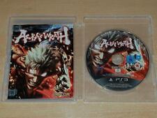 Asura's Wrath PS3 Playstation 3 (No Cover)