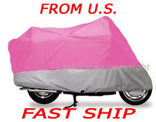 Motorcycle Cover Harley Davidson Iron 883 PINK /S HD L 6
