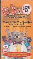 ST. BEARS Dolls Hospital The Little Toy Soldier VHS NEW STILL SEALED KIDS