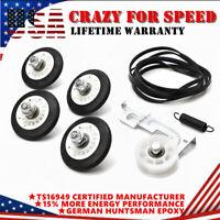 Dryer Drum Roller Assembly Repair Parts 4581EL2002C For LG Kenmore 4400EL2001A