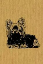 Dog Lover's: Skye Terrier : Dog Lover's: Journal/Notebook/Diary by Artified.