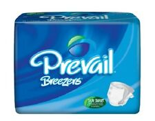 Prevail Breezers Adult Brief Diaper, LARGE, Heavy Abs. - PVB-013/2 - Case of 72