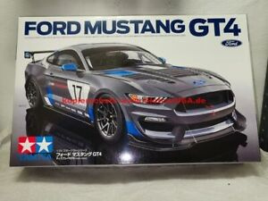 Tamiya 24354 1/24 Kit Ford MUSTANG GT4