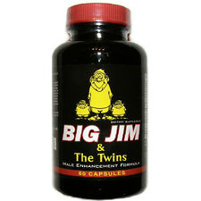 PENIS ENLARGEMENT PILLS - BIG JIM & THE TWINS - BEST MALE ENHANCEMENT
