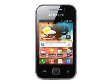 Samsung Galaxy Y GT-S5360 - Metallic Grey (Unlocked) Smartphone